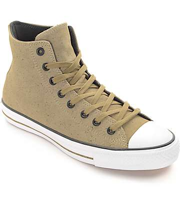Converse CTAS Pro Chocolate, White, & Black Skate Shoes