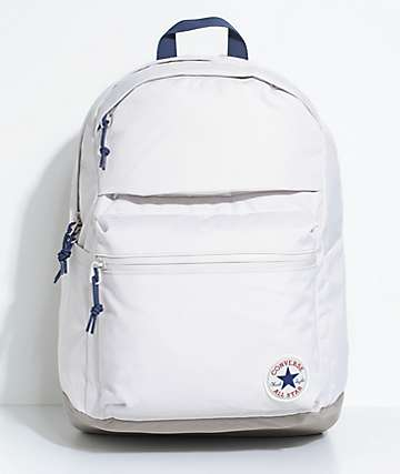 Converse Chuck Poly 1.0 Cream Backpack