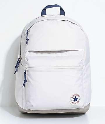 Converse Chuck Poly 1.0 mochila en color crema