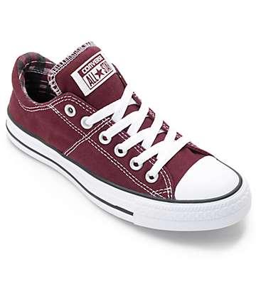 Converse Chuck Taylor All Star Madison Deep zapatos en borgoña