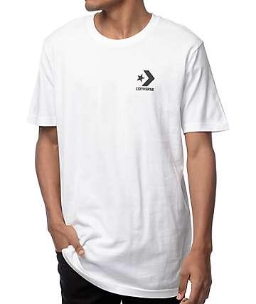 Converse Core Star Chevron camiseta blanca