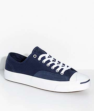 Converse Jack Purcell Pro Obsidian Shoes