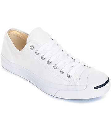 Converse Jack Purcell zapatos blancos