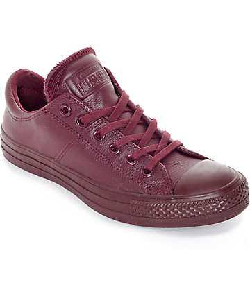Converse Madison Deep Bordeaux Women's Shoes