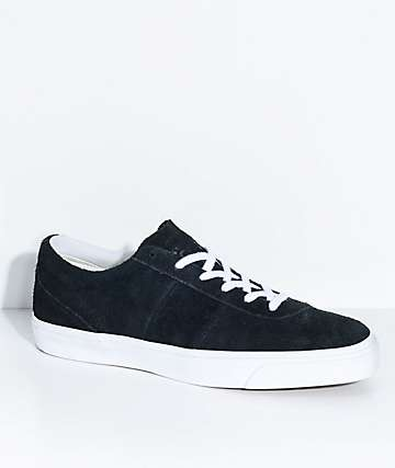 Converse One Star CC Pro Black & White Skate Shoes
