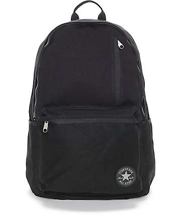 Converse Original mochila negra de lona