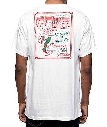 Converse Pizza White T-Shirt