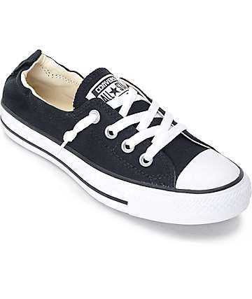 Converse Shoreline Black Shoes