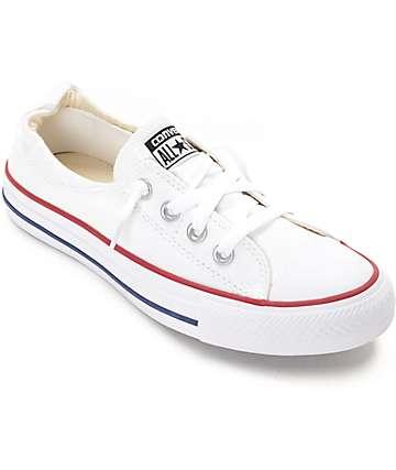 Converse Shoreline Optic zapatos blancos para mujeres
