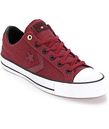 Converse Star Player Pro Bordeaux Shoes