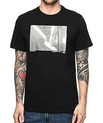 Converse Stash Photo camiseta negra