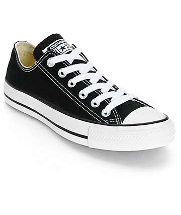 Converse Women's Chuck Taylor All Star Black Shoes