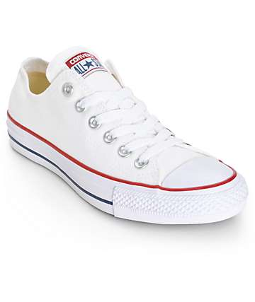 Converse Womens Chuck Taylor All Star White Shoes
