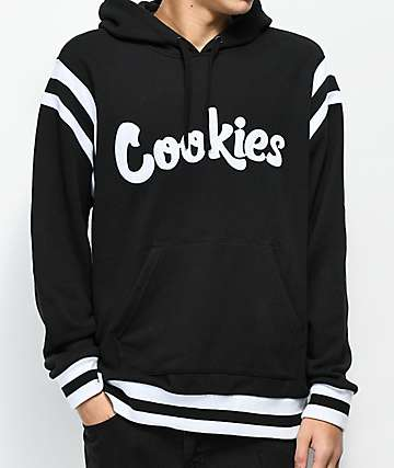Cookies Alumni Hall Black French Terry Hoodie