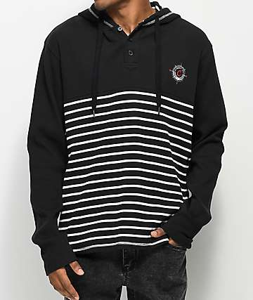 Cookies Expedition Waffle Black Long Sleeve Shirt