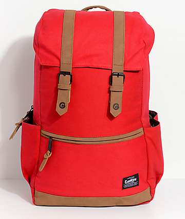 Cookies Fantastic Voyage Red Backpack