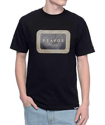 Cookies Flavor Black T-Shirt