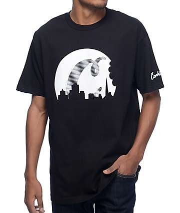 Cookies Full Eclipse Black T-Shirt