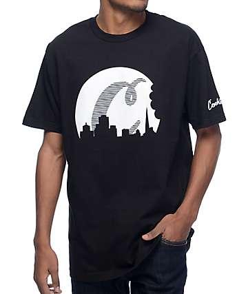 Cookies Full Eclipse camiseta negra