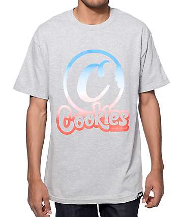 Cookies Glimmer Grey T-Shirt