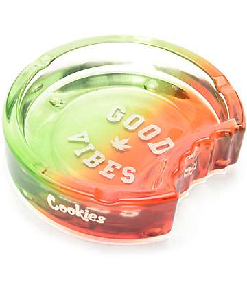 Cookies Good Vibes C-Bite Ashtray