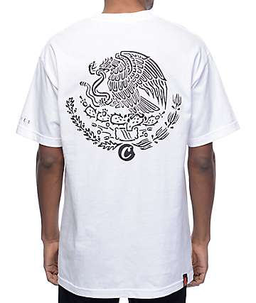Cookies Heritage camiseta blanca