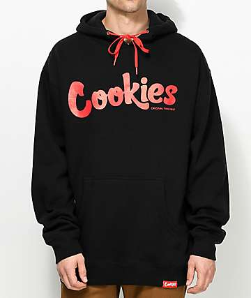 Cookies Thin Mint Black & Red Hoodie