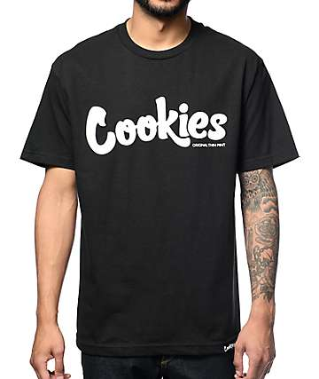 Cookies Thin Mint Black T-Shirt