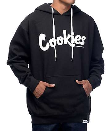 Cookies Thin Mint Core Black Hoodie