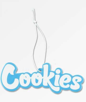 Cookies Thin Mint Logo Vanilla Air Freshener