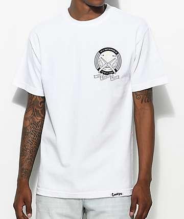 Cookies Trend & Tend camiseta blanca