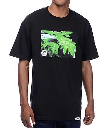 Cookies Un-B-Leaf-Able Black T-Shirt