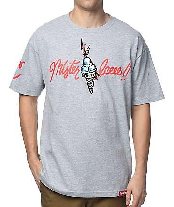 Cookies X Wizop Mister Icee camiseta gris