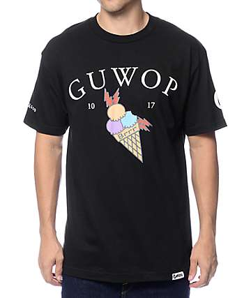 Cookies x Gucci Mane Guwop Black T-Shirt