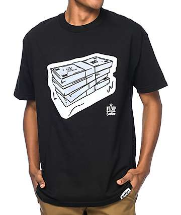 Cookies x Wizop So Icy Black T-Shirt
