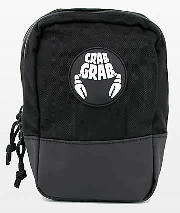 Crab Grab Black Binding Bag