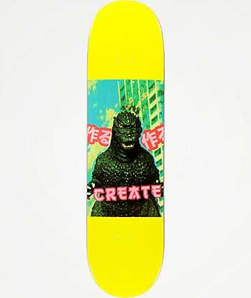 "Create Gahzirra 8.25"" Skateboard Deck"