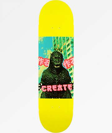 "Create Gahzirra 8.3"" Skateboard Deck"