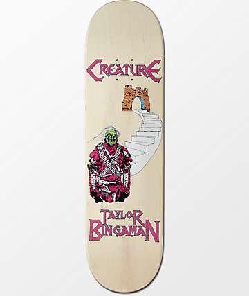 """Creature Bingaman Crusader 8.37"""" tabla de skate"""