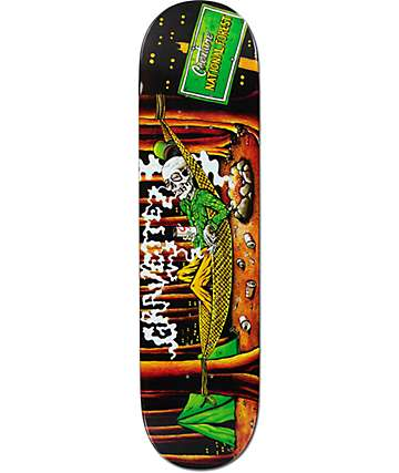 "Creature Gravette Camp 8.25"" Skateboard Deck"