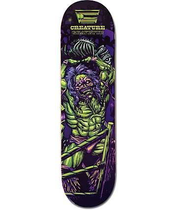 "Creature Gravette Creaturemania 8.26"" Skateboard Deck"