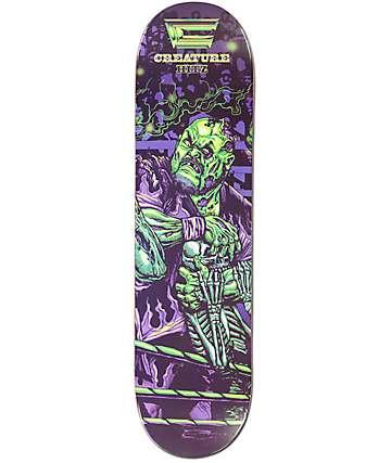 """Creature Hitz Creaturemania 8.2"""" Skateboard Deck"""