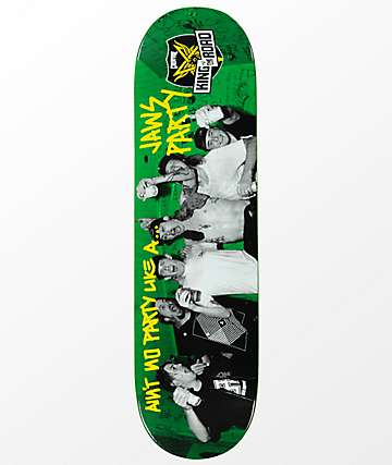 "Creature KOTR Jaws Party 8.8"" Skateboard Deck"