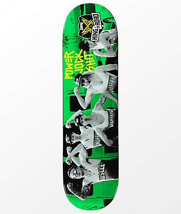 "Creature KOTR Power Jocks 8.6"" Skateboard Deck"