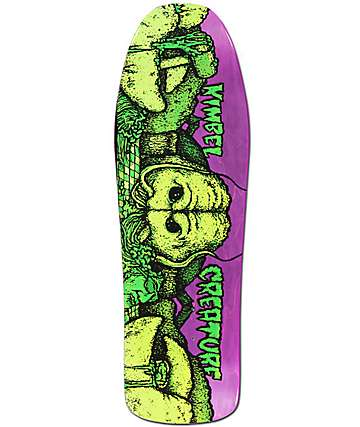 "Creature Kimble Seabug 10"" Cruiser Skateboard Deck"