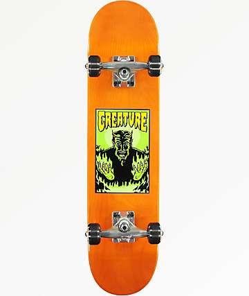 """Creature Lil Devil 7.0"""" Mini completo de skate"""