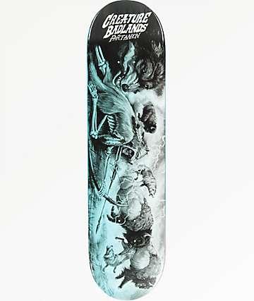 """Creature Partanen Badlands 8.1"""" tabla de skate"""