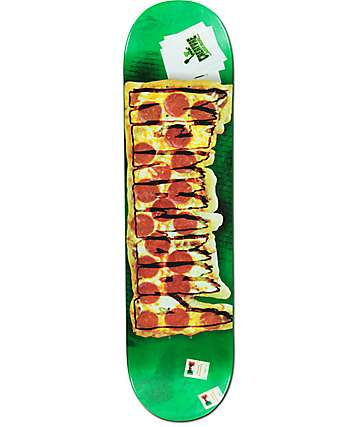 "Creature Partanen Logo Pizza 8.2"" Skateboard Deck"