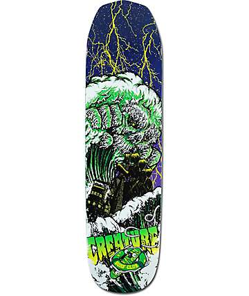 "Creature Surf Club 8.2"" Skateboard Deck"