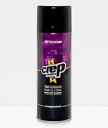 Crep Protect Rain & Stain Resistant Barrier Spray
